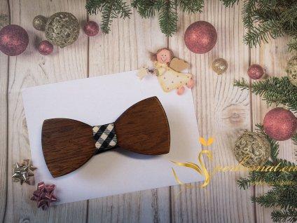 Dřevěný motýlek pro děti 2