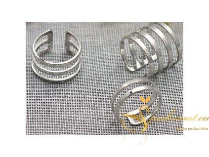 Stříbrné prsteny2