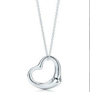 Náhrdelník ve tvaru srdce