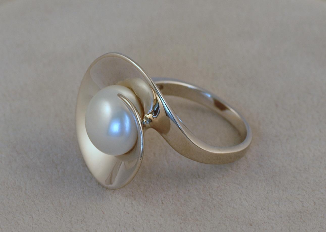 Prsteny, stříbrné prsteny