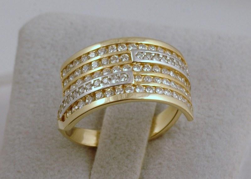 Prsteny, zlaté prsteny