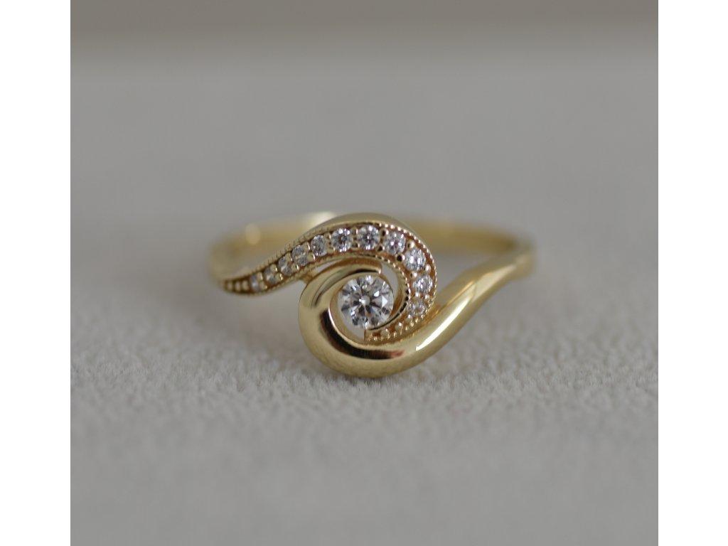 Zlatý prsten Lia 12