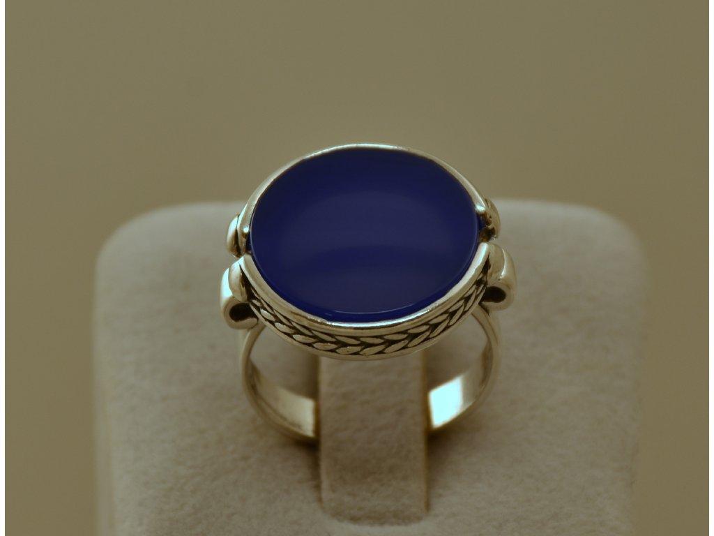 Stříbrný prsten Nala Laguna