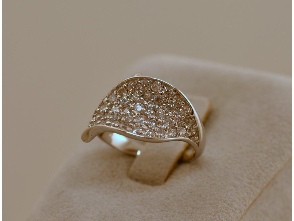 Stříbrný prsten Alexa