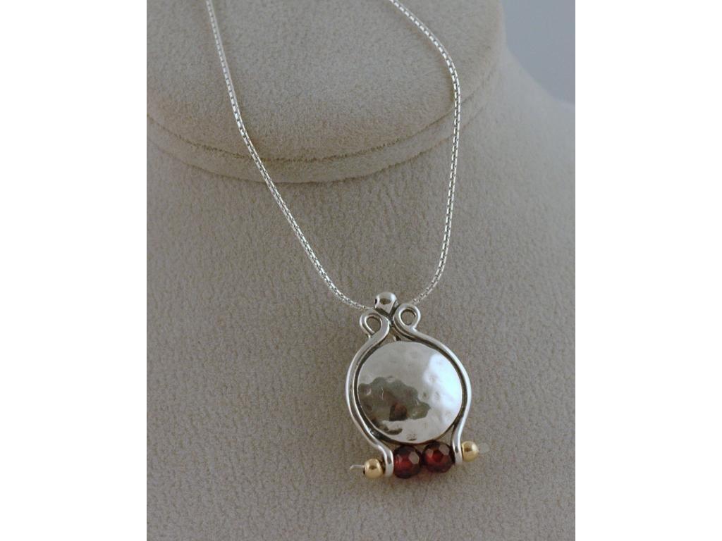 Stříbrný náhrdelník Arlleta
