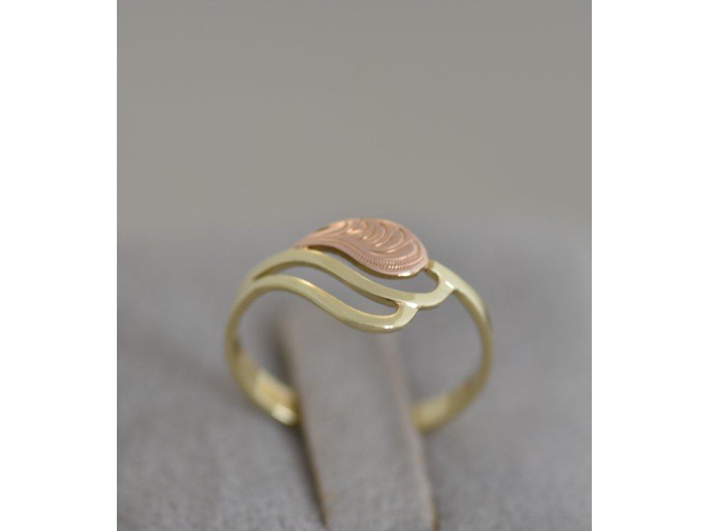 Zlatý prsten Mína