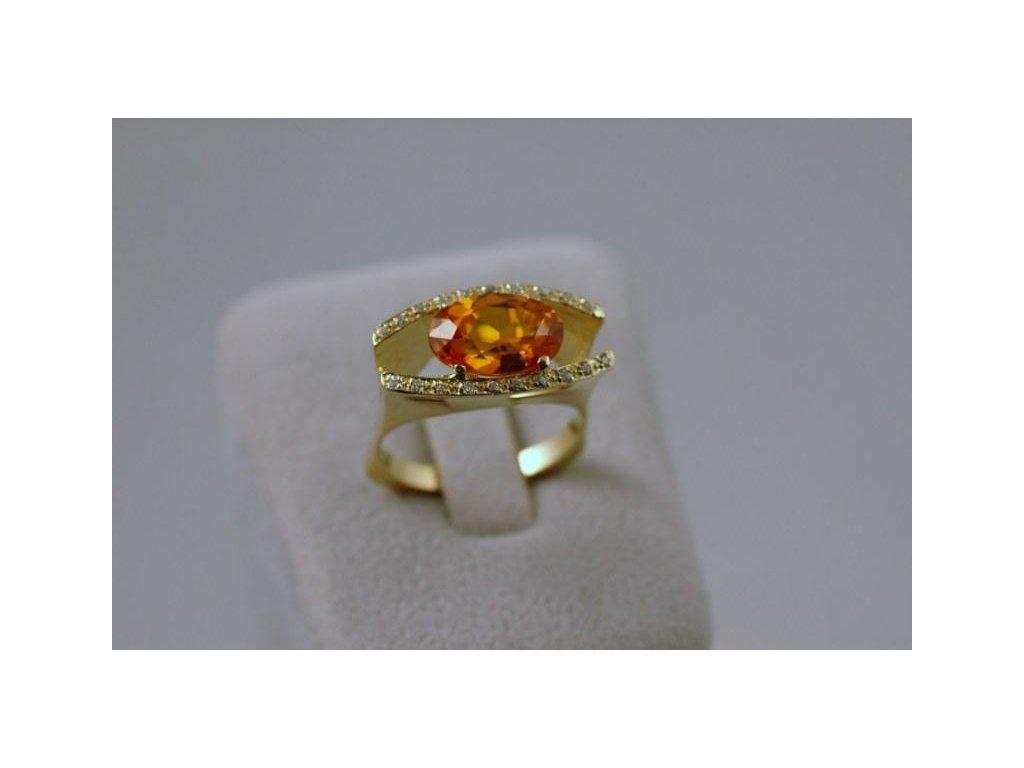 Zlatý prsten Beatrice