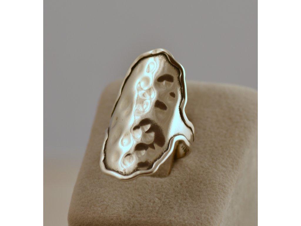 Stříbrný prsten Lars