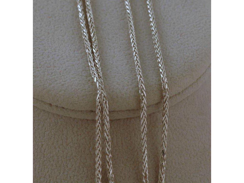 Stříbrný řetízek Leon 013/60