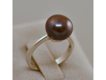 Stříbrný prsten Dona