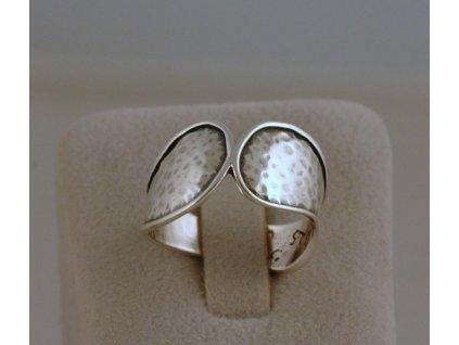 Stříbrný prsten Sarah