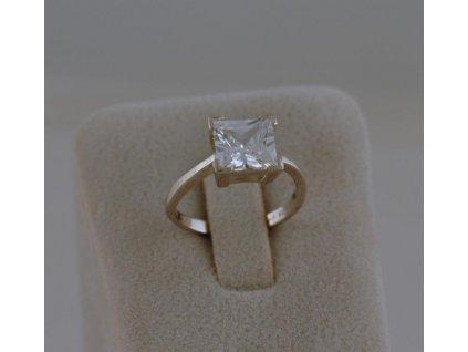 Stříbrný prsten Joli