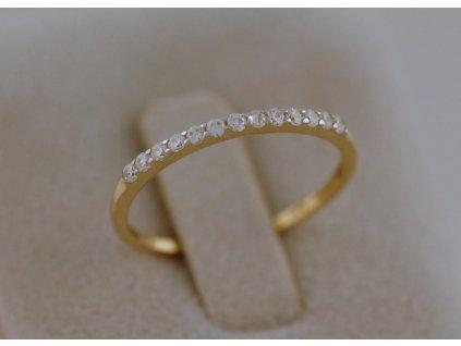Zlatý prsten Lucie