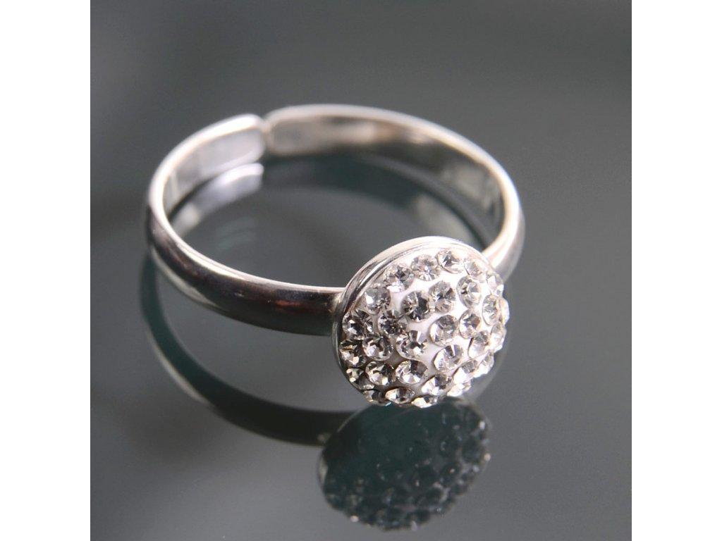 0b5800fe62e Angela M - prsten stříbro 925 1000 - SPERKY GURU
