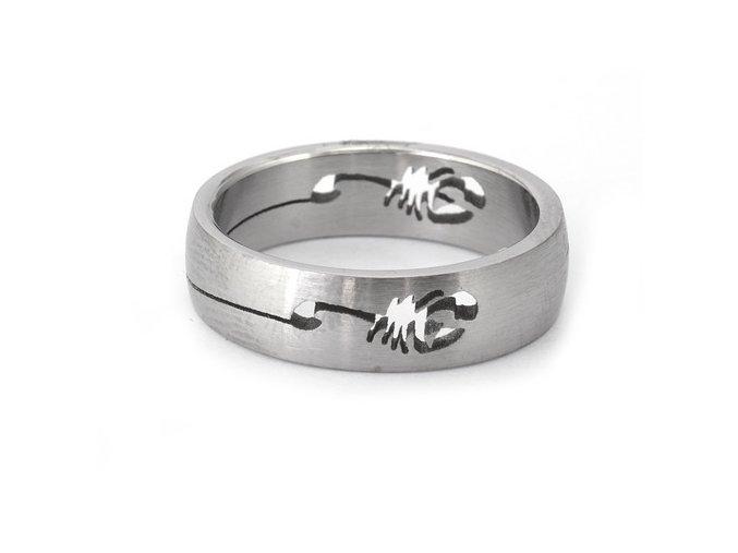Orbis Scorpio M - prsten