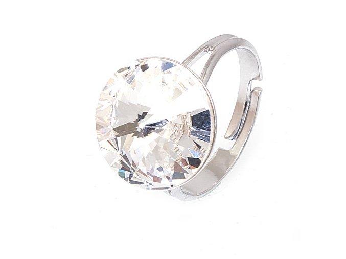 Rivola Vista - Crystal - prsten  «F»