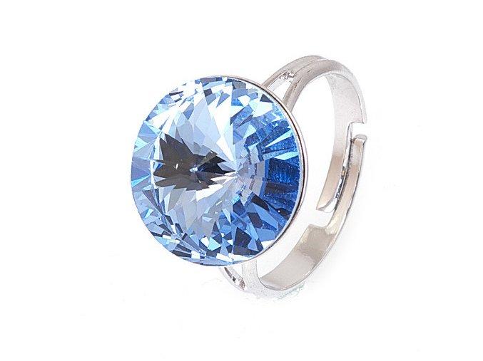 Rivola Vista - Light Sapphire - prsten  «F»