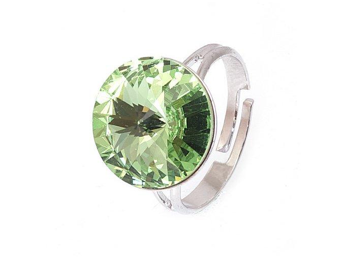 Rivola Vista - Peridot - prsten  «F»