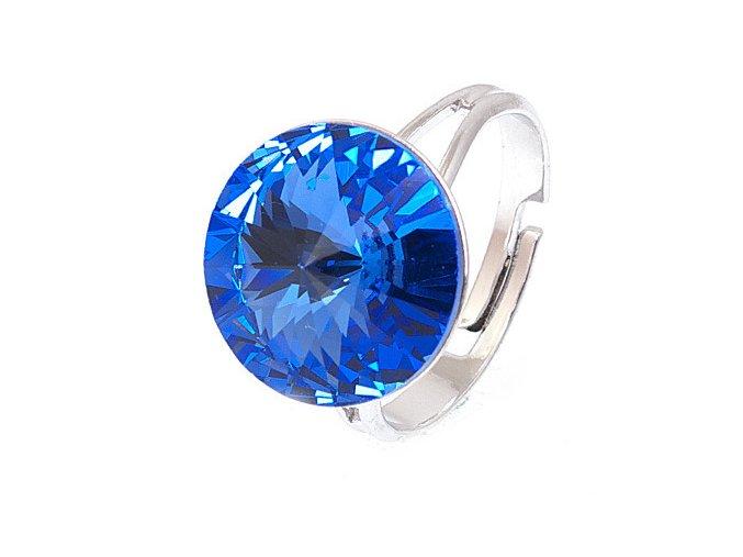 Rivola Vista - Sapphire - prsten  «F»