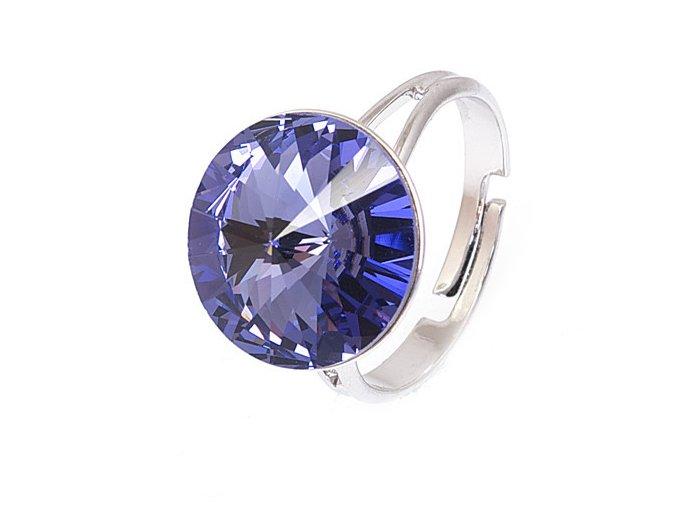 Rivola Vista - Tanzanite - prsten  «F»