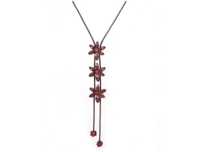 Astra Red - náhrdelník