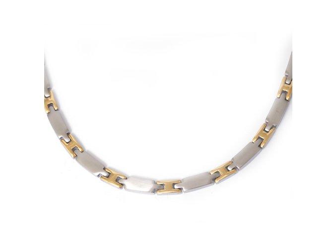 Hestie - náhrdelník nerez