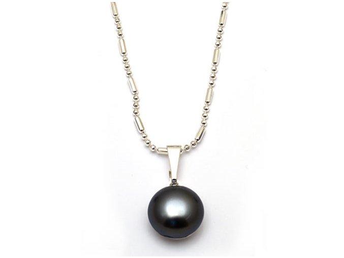 Mugle - náhrdelník hematit