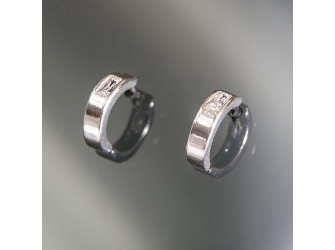 Dione - náušnice stříbro 925/1000