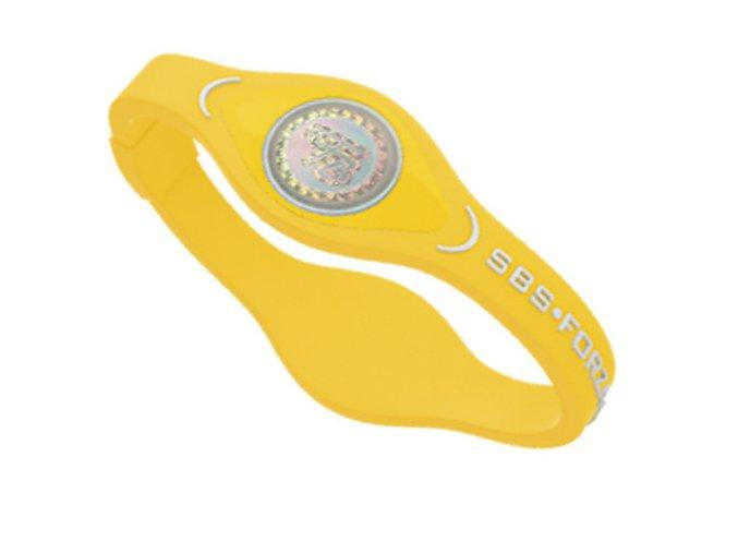 SBS Forza Balance klasik - žlutý