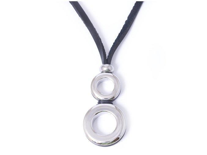 Bergamo II - náhrdelník nerez