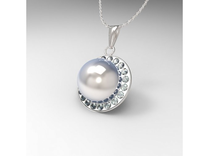 royal perla privesek