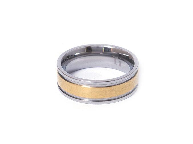 Titan 3 - prsten nerez