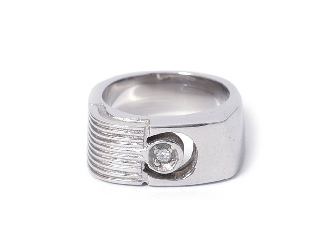 Titan 6 - prsten nerez