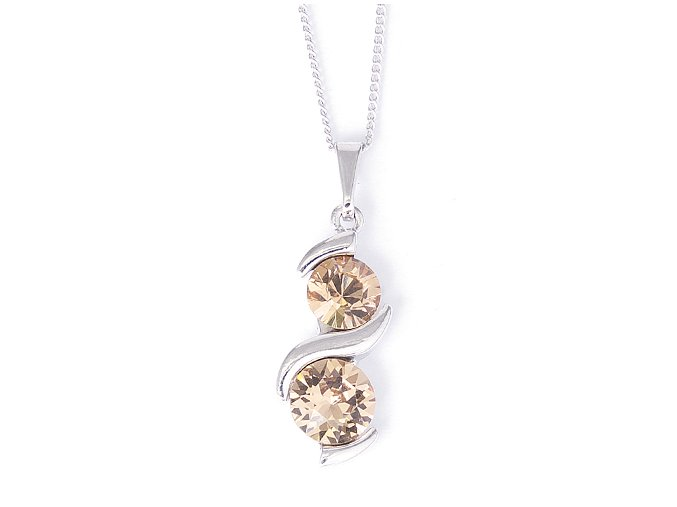 Doppio Light Colorado - náhrdelník  «F»