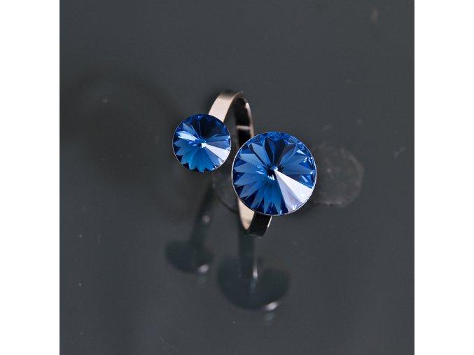 Rivoli Dance Saphire - prsten  «F»