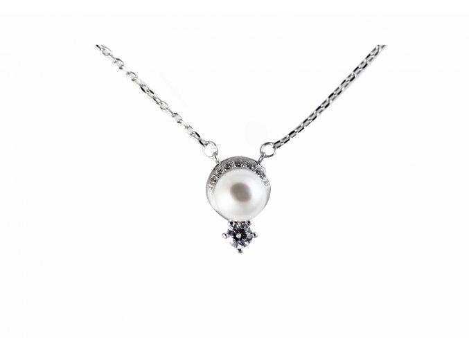 Náhrdelník s perlou
