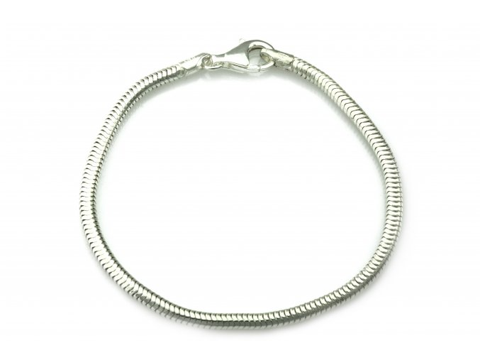 Brac 01 - stříbrný náramek 925/1000'
