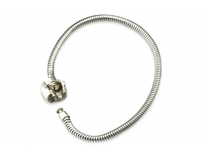 Brac 02  - stříbrný náramek 925/1000'