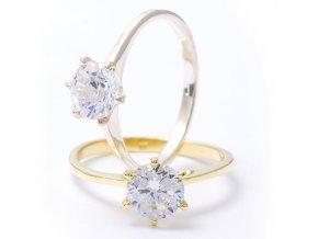Ancona - prsten stříbro 925/1000
