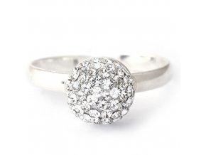 Angela M - prsten stříbro 925/1000