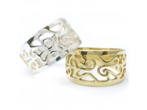 Fantasy - prsten stříbro 925/1000