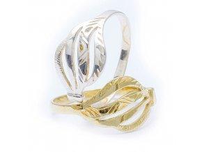 Malaga 1 - prsten stříbro 925/1000