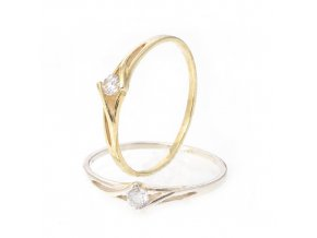 Minor - prsten stříbro 925/1000