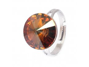 Rivola Vista - Copper - prsten  «F»