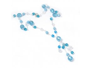 Ariel - náhrdelník modrý