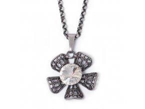 Gaya - náhrdelník s crystalem Swarovski  «F»