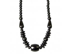Hematit 26 - náhrdelník (47 cm)