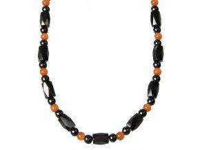 Hematit 27 - náhrdelník (45 cm)