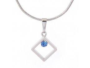 Hesperides - Sapphire - náhrdelník s přívěskem  «F»