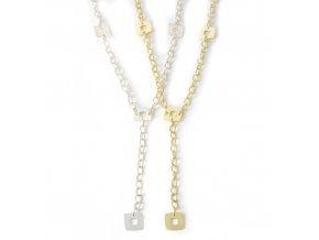 Hit - náhrdelník stříbro 925/1000